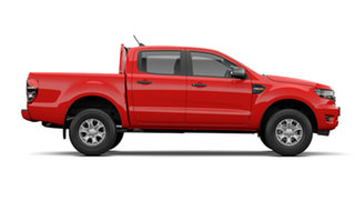 2021 Ford Ranger PX MkIII XLS True Red 6 Speed Automatic Double Cab Pick Up.
