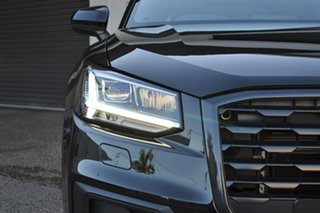 2019 Audi Q2 GA MY20 35 TFSI S Tronic Edition #2 Black 7 Speed Sports Automatic Dual Clutch Wagon.