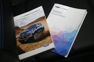 2021 Ford Everest UA II 2021.25MY Sport RWD White 10 Speed Sports Automatic SUV