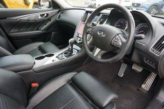 2016 Infiniti Q50 V37 GT Black 7 Speed Sports Automatic Sedan