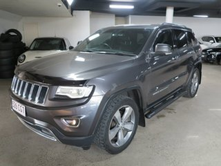 2014 Jeep Grand Cherokee WK MY15 Limited Grey 8 Speed Sports Automatic Wagon