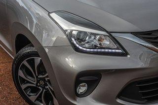 2019 Suzuki Baleno EW GLX Silver 4 Speed Automatic Hatchback.
