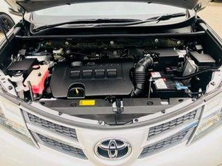 2015 Toyota RAV4 ZSA42R MY14 GX 2WD Silver, Chrome 7 Speed Constant Variable Wagon