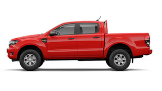 2021 Ford Ranger PX MkIII XLS True Red 6 Speed Automatic Double Cab Pick Up
