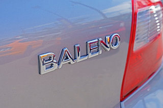 2021 Suzuki Baleno EW Series II GL Silver 5 Speed Manual Hatchback