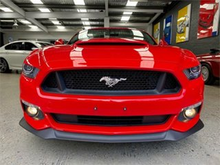 2016 Ford Mustang FM GT Red Sports Automatic Convertible.