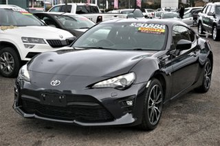 2018 Toyota 86 ZN6 GTS Grey 6 Speed Manual Coupe