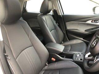 2021 Mazda CX-3 DK2W7A Akari SKYACTIV-Drive FWD Snowflake White 6 Speed Sports Automatic Wagon