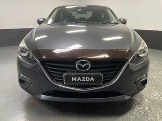 2014 Mazda 3 BM5278 Maxx SKYACTIV-Drive Grey 6 Speed Sports Automatic Sedan.