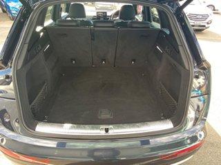 2018 Audi Q5 FY MY18 2.0 TFSI Quattro Sport Moonlight Blue 7 Speed Auto S-Tronic Wagon