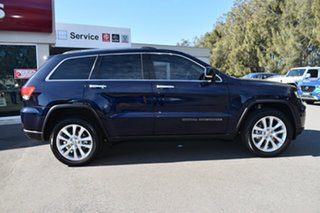 2017 Jeep Grand Cherokee WK MY17 Limited Blue 8 Speed Sports Automatic Wagon.