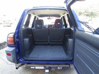 2000 Toyota RAV4 SXA11R Blue 5 Speed Manual Wagon.