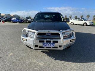 2012 Ford Territory SZ TX (4x4) 6 Speed Automatic Wagon.
