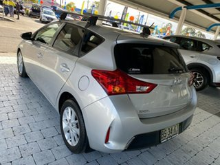 2013 Toyota Corolla ZRE182R Ascent Silver 7 Speed Constant Variable Hatchback