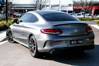 2018 Mercedes-Benz C-Class C205 809MY C43 AMG 9G-Tronic 4MATIC Grey 9 Speed Sports Automatic Coupe