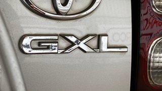 2008 Toyota Landcruiser Prado KDJ120R GXL Silver 5 Speed Automatic Wagon