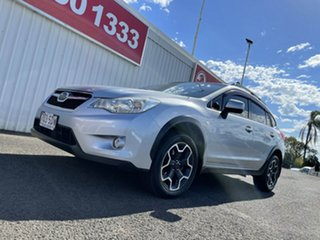 2012 Subaru XV G4X MY12 2.0i Lineartronic AWD Silver 6 Speed Constant Variable Wagon.