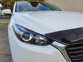 2016 Mazda 3 BM5278 Touring SKYACTIV-Drive White 6 Speed Sports Automatic Sedan