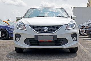 2021 Suzuki Ignis MF Series II GLX White 1 Speed Constant Variable Hatchback.