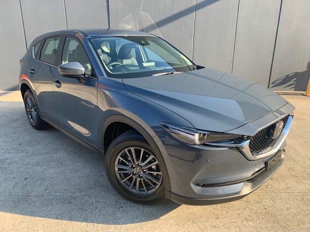 New Mazda CX-5 KF4WLA Touring SKYACTIV-Drive i-ACTIV AWD Alexandria, 2021 Mazda CX-5 KF4WLA Touring SKYACTIV-Drive i-ACTIV AWD Polymetal Grey 6 Speed Sports Automatic
