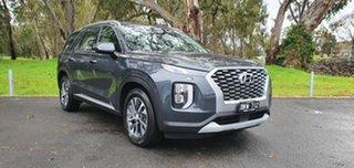 2020 Hyundai Palisade LX2.V1 MY21 2WD Steel Graphite 8 Speed Sports Automatic Wagon.