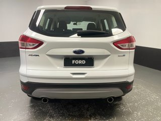 2013 Ford Kuga TF Ambiente AWD Frozen White 6 Speed Sports Automatic Wagon