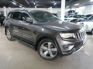 2014 Jeep Grand Cherokee WK MY15 Limited Grey 8 Speed Sports Automatic Wagon.