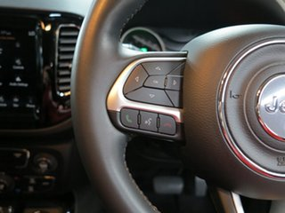 2018 Jeep Compass M6 MY18 Limited Grey 9 Speed Automatic Wagon