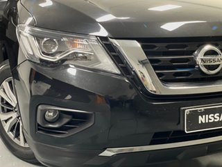 2019 Nissan Pathfinder R52 Series III MY19 ST-L X-tronic 4WD Black 1 Speed Constant Variable Wagon.