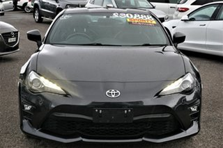 2018 Toyota 86 ZN6 GTS Grey 6 Speed Manual Coupe.