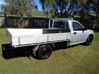 2004 Holden Rodeo RA DX 4x2 Silver 5 Speed Manual Cab Chassis