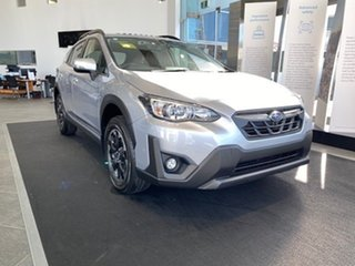 2021 Subaru XV G5X MY21 2.0i Premium Lineartronic AWD Ice Silver 7 Speed Constant Variable Wagon.