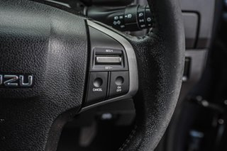 2014 Isuzu D-MAX MY14 LS-Terrain Crew Cab Grey 5 Speed Sports Automatic Utility