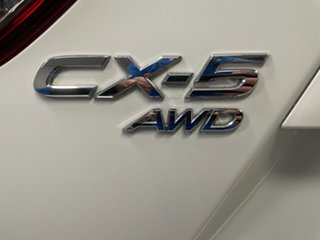 2016 Mazda CX-5 KE1032 Maxx SKYACTIV-Drive AWD Sport White 6 Speed Sports Automatic Wagon