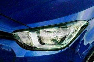 2015 Hyundai i20 PB MY15 Active Blue 6 Speed Manual Hatchback