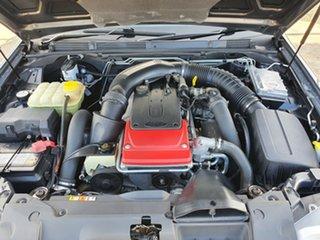 2011 Ford Falcon FG XR6 Turbo 6 Speed Sports Automatic Sedan