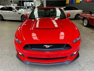 2016 Ford Mustang FM GT Red Sports Automatic Convertible