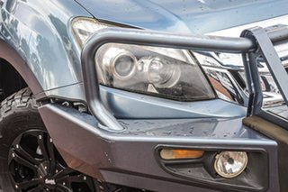 2014 Isuzu D-MAX MY14 LS-Terrain Crew Cab Grey 5 Speed Sports Automatic Utility.