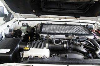 2012 Toyota Landcruiser VDJ76R 09 Upgrade Workmate (4x4) French Vanilla 5 Speed Manual Wagon