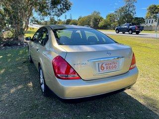 2004 Nissan Maxima J31 TI Gold 4 Speed Automatic Sedan