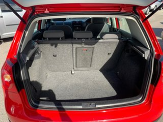 2007 Volkswagen Golf 1K MY08 Upgrade 2.0 FSI Comfortline Red 6 Speed Manual Hatchback