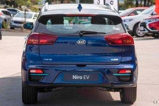 2021 Kia Niro DE 21MY EV 2WD Sport Blue 1 Speed Reduction Gear Wagon.