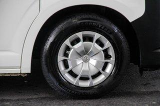 2019 Toyota HiAce GDH300R LWB French Vanilla 6 Speed Sports Automatic Van