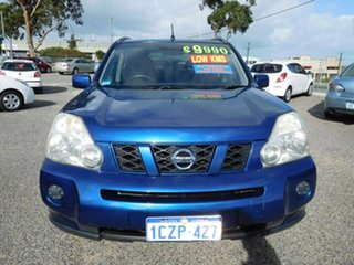 2008 Nissan X-Trail T31 ST Blue 1 Speed Constant Variable Wagon.