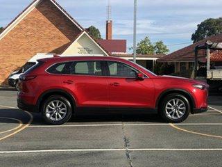 2016 Mazda CX-9 TC Touring SKYACTIV-Drive Red 6 Speed Sports Automatic Wagon.