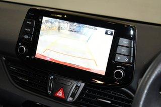 2017 Hyundai i30 PD MY18 Active Burgundy 6 Speed Sports Automatic Hatchback