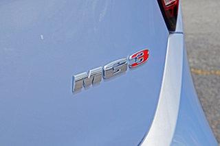 2021 MG MG3 SZP1 MY21 Core Silver 4 Speed Automatic Hatchback
