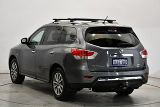2017 Nissan Pathfinder R52 Series II MY17 ST X-tronic 4WD Grey 1 Speed Constant Variable Wagon