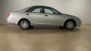 2004 Toyota Camry ACV36R Upgrade Altise Silver 4 Speed Automatic Sedan.