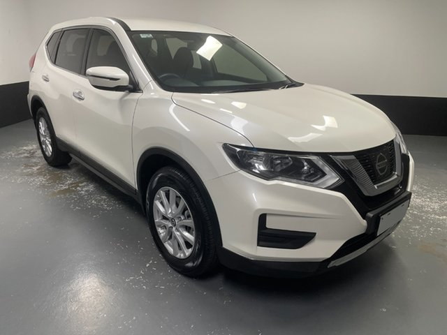 Used Nissan X-Trail T32 Series II ST X-tronic 2WD Hamilton, 2018 Nissan X-Trail T32 Series II ST X-tronic 2WD Ivory Pearl 7 Speed Constant Variable Wagon